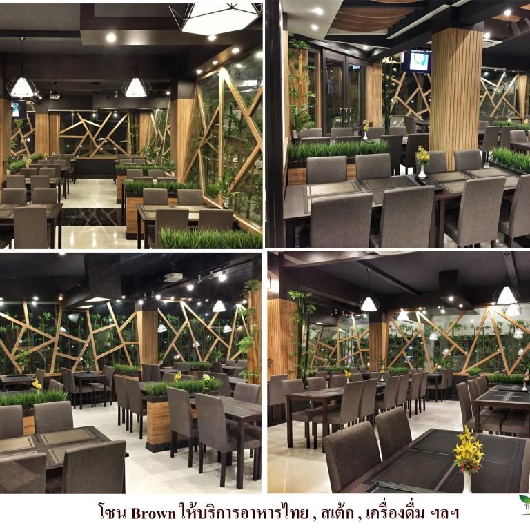 ห้องอาหาร white&brown 3